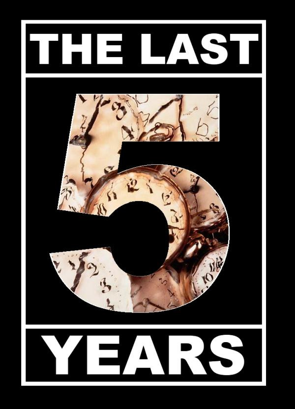 the last five years themed master class