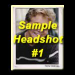 Sample Headshot #1 Thumbnail
